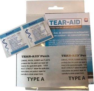 Tear-Aid Type A 30x7,6cm + monster 5x5cm